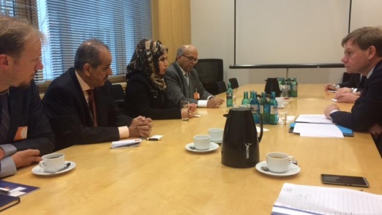 Johann Wadephul: Saudi-Arabien wichtiger Partner bei Lösung der Nah-Ost-Krisen