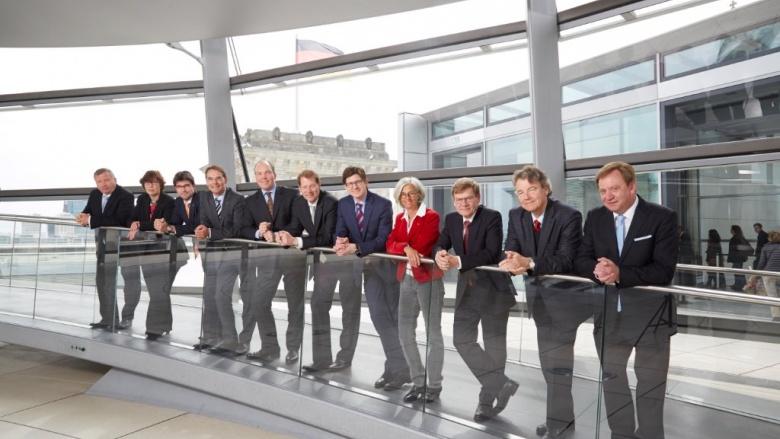 Dr. Johann Wadephul führt die CDU-Landesgruppe Schleswig-Holstein