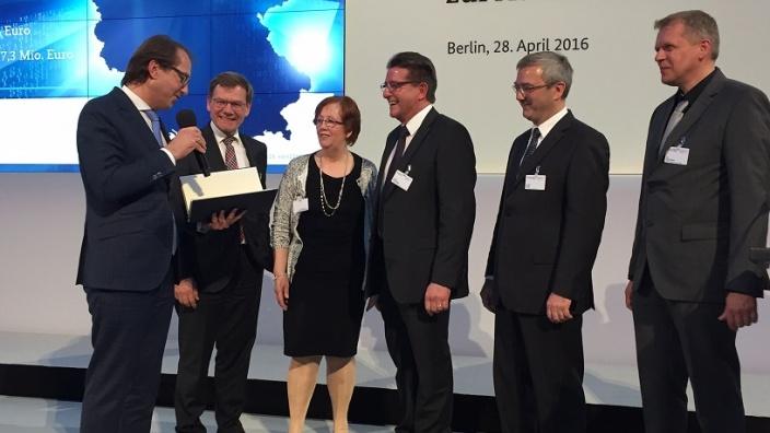 4,4 Millionen Euro für Turbo-Internet