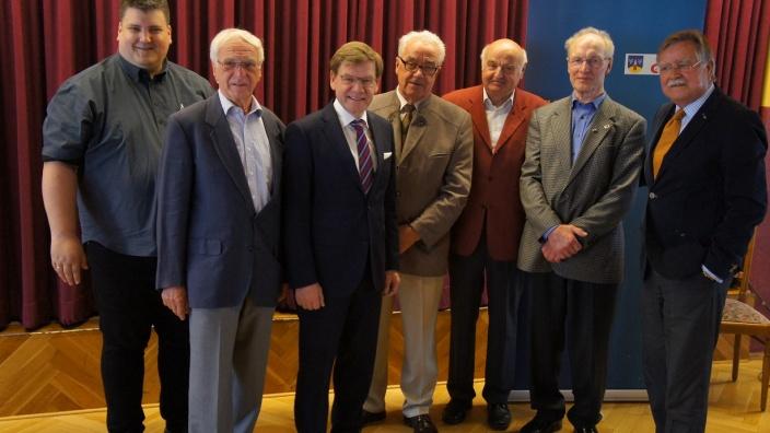 CDU Gettorf feiert 70-jähriges Bestehen