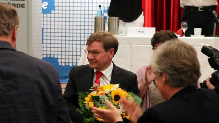 Johann Wadephul einstimmig nominiert
