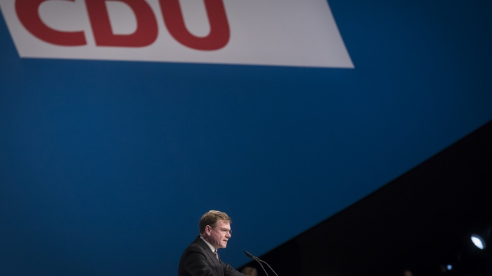 Johann Wadephul erneut in den CDU-Bundesvorstand gewählt