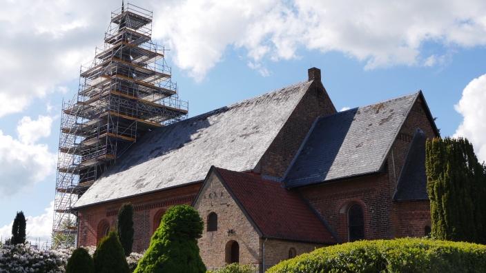 Kirche Rieseby